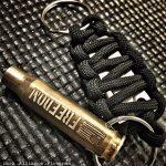 Freedom Bullet Keychain