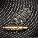 Infidel Bullet Keychain
