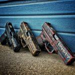 da_skull_custom_handgun